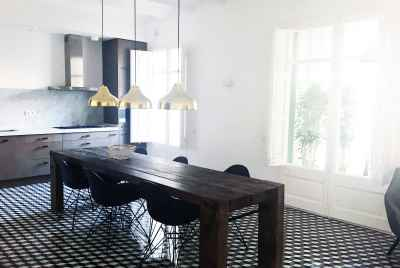Exclusive and spacious apartment in Barcelona in L'Eixample District